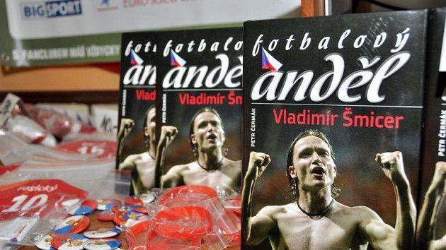 Vladimírova kniha se dobře prodávala