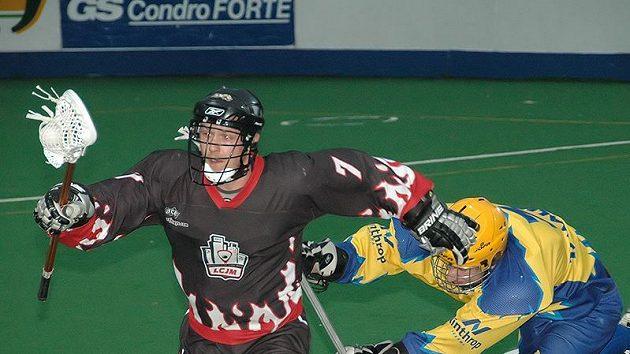 Semifinále NBLL, SK Lacrosse Jižní Město–TJ Malešice