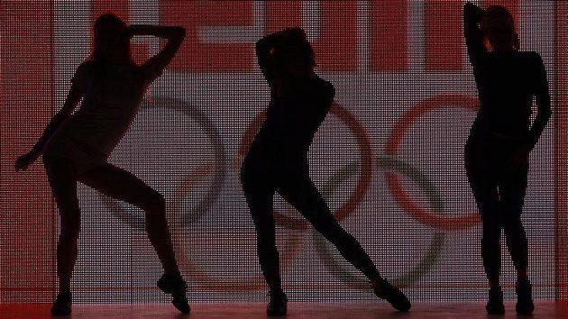 Přehlídka oblečení pro české olympioniky na ZOH ve Vancouveru