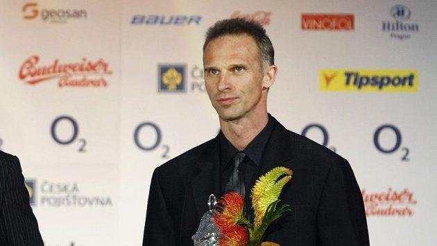 Hokejista sezóny 2009/10 Dominik Hašek