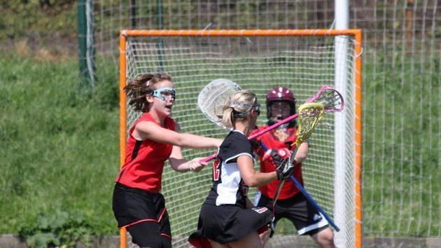 Národní liga ženského lakrosu, 2. zápas o 3. místo, LCC Chicks–SK Lacrosse Jižní Město