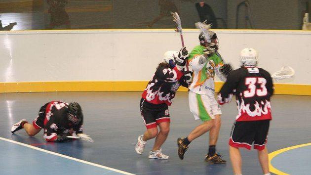 NBLL 2010/2011, SK Lacrosse Jižní Město – LC Old Dogs Plzeň