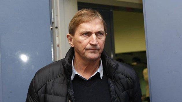 Trenér Alois Hadamczik