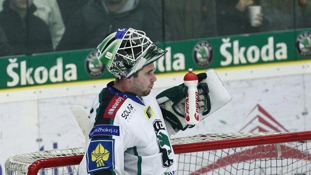 Boleslavský brankář Marek Schwarz