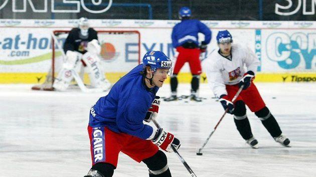 Petr Průcha si užíval návrat do české reprezentace.