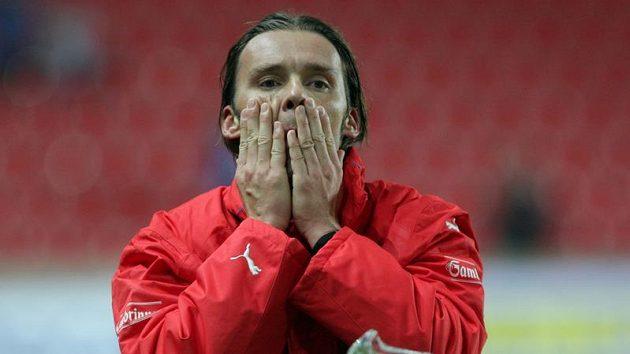Marek Jankulovski právě odehrál svůj poslední zápas za reprezentaci.
