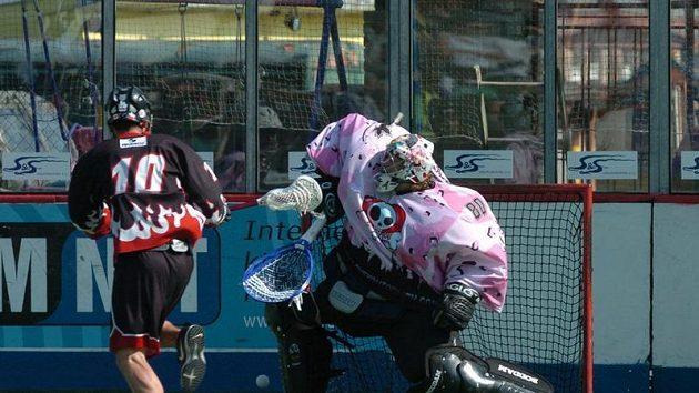 Memoriál Aleše Hřebeského 2010, zápas o 3. místo, SK Lacrosse Jižní Město–Love You to Death