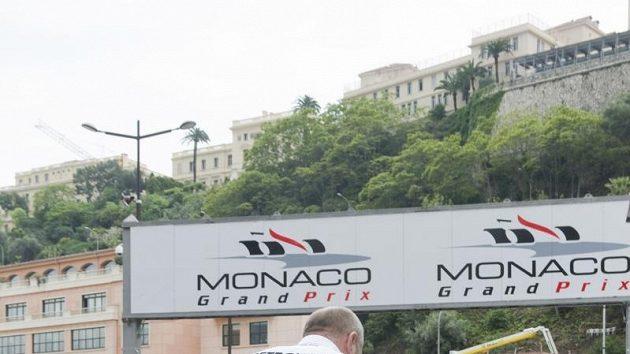 Monacká Grand Prix formule 1 je za dveřmi.