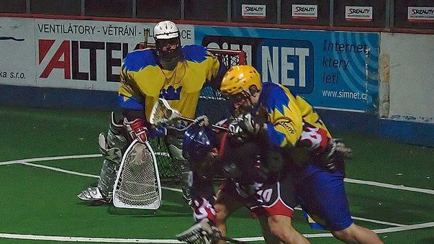 NBLL: SK Lacrosse Jižní Město – TJ Malešice