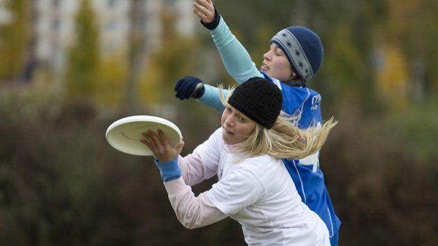 Středoškolská liga v ultimate frisbee je velkým příslibem pro budoucnost tohoto sportu u nás.