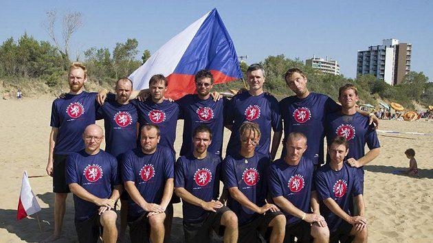 Český masters tým.