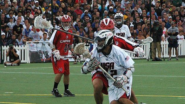 MS ve fieldlakrosu, finále, USA–Kanada