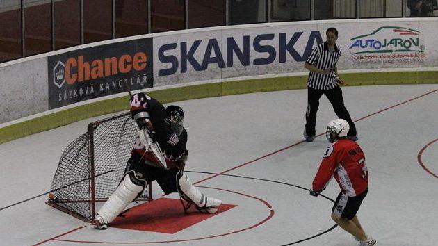 Finále NBLL 2009/2010, zápas 4, SK Lacrosse Jižní Město–LC Custodes Radotín