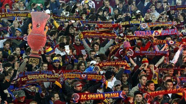 Sparta je znovu fotbalovým mistrem.
