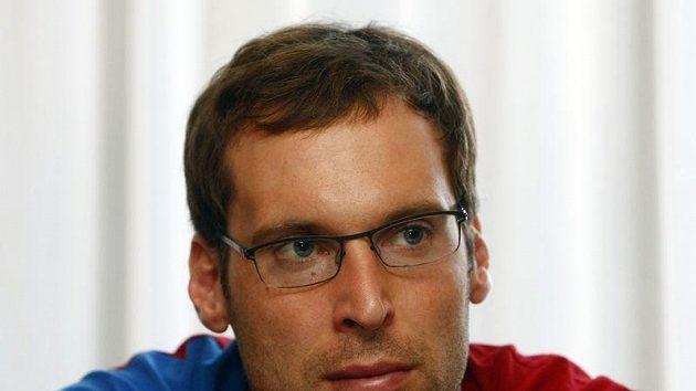 Fotbalový reprezentant Petr Čech