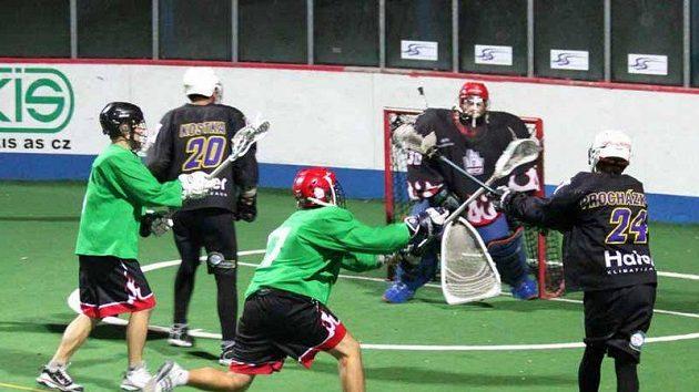 NBLL 2010/2011, ForFun – SK Lacrosse Jižní Město