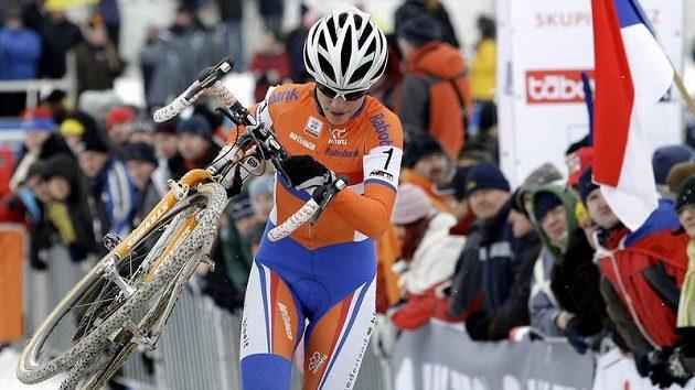 Nizozemka Marianne Vosová