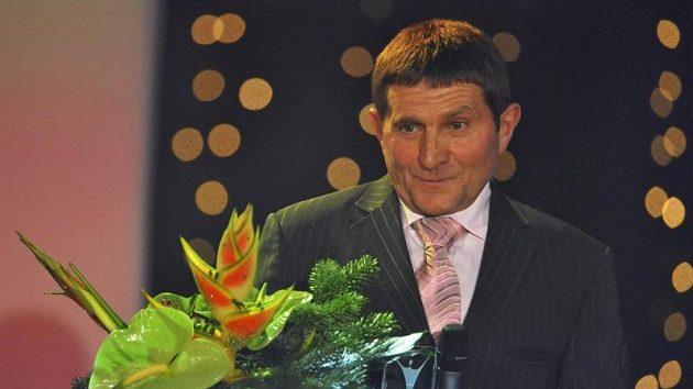 Žokej Josef Váňa skončil v anketě Sportovec roku 2009 na třetím místě.