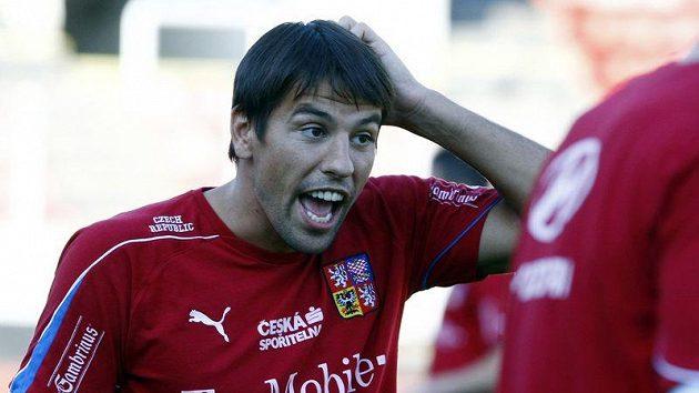 Milan Baroš se v turecké lize konečně trefil, takže na kvalifikaci se Španělskem dorazil v dobrém rozpoložení.