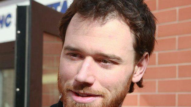 Martin Havlát dorazil do Brna na sraz české hokejové reprezentace.
