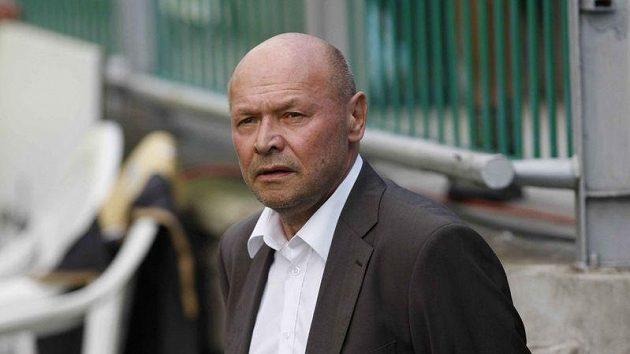 Trenér fotbalistů Mladé Boleslavi Miroslav Koubek