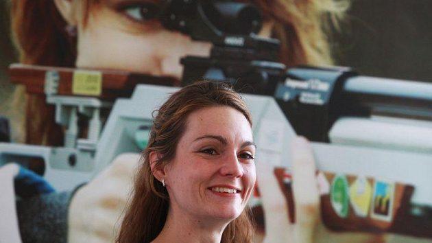 Kateřina Emmons věří, že se na OH do Londýna dostane.