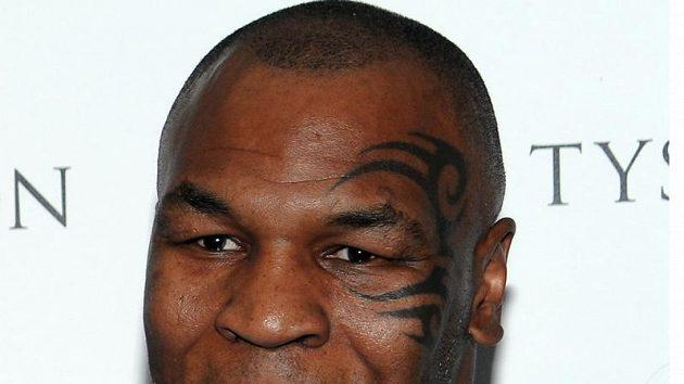 Bývalý boxer Mike Tyson.