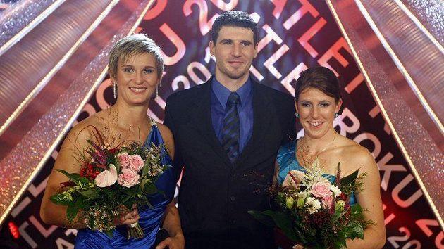 Atletem roku 2011 se stala vicemistryně světa v hodu oštěpem Barbora Špotáková. Druhý skončil výškař Jaroslav Bába a třetí překážkářka Zuzana Hejnová.
