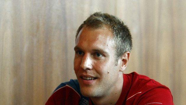 Fotbalový reprezentant Daniel Kolář