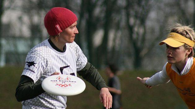 Rozvoji a propagaci sportů s létajícím diskem věnovala Jana polovinu své dosavadní frisbee kariéry.