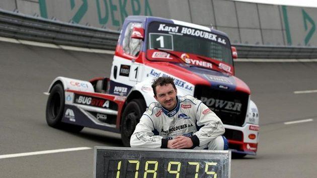 Spokojenost - další tři světové rekordy jsou ve vlastnictví Davida Vršeckého.
