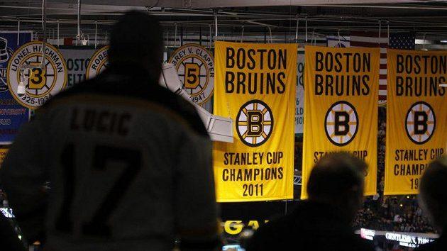 Památka na věčnost. Boston v roce 2011 vyhrál Stanley Cup.