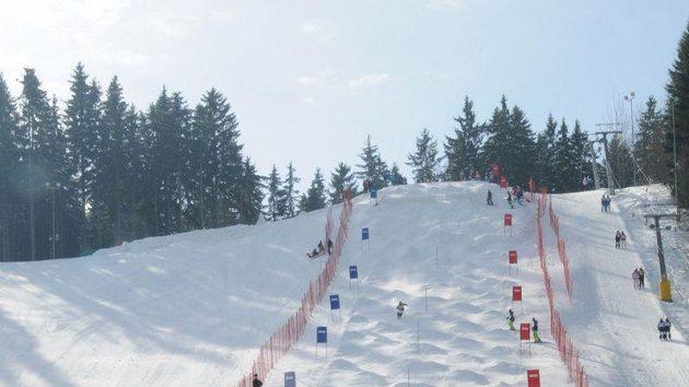 Mariánské Lázně čeká lyžařská show s Nikolou Sudovou.