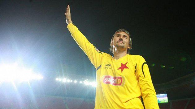 Gólman Slavie Martin Vaniak se loučí s kariérou