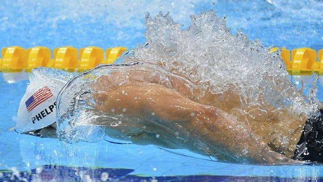 Fenomenální americký plavec Michael Phelps vylovil v pátek z Aquatics Centre už své celkově sedmnácté olympijské zlato