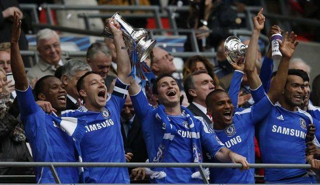 Chelsea: Pohár je náš!!!