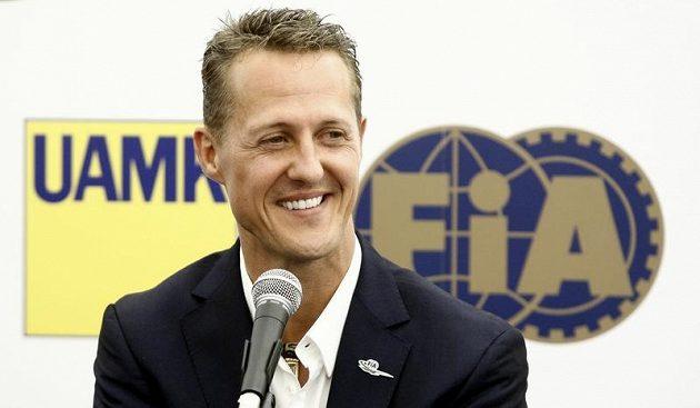 Pilot formule 1 Michael Schumacher