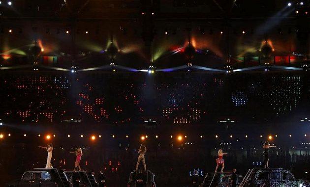 Speciálně pro slavnostní zakončení olympiády v Londýně se daly dohromady i slavné Spice Girls.