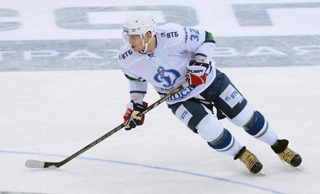 Hvězdný Alexandr Ovečkin válí v době výluky v NHL v moskevském Dynamu