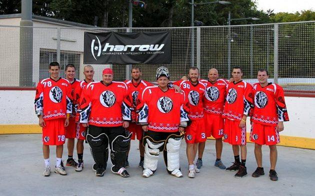 Evropská lakrosová liga 2012, LC Bison Radotín, vítěz turnaje 2