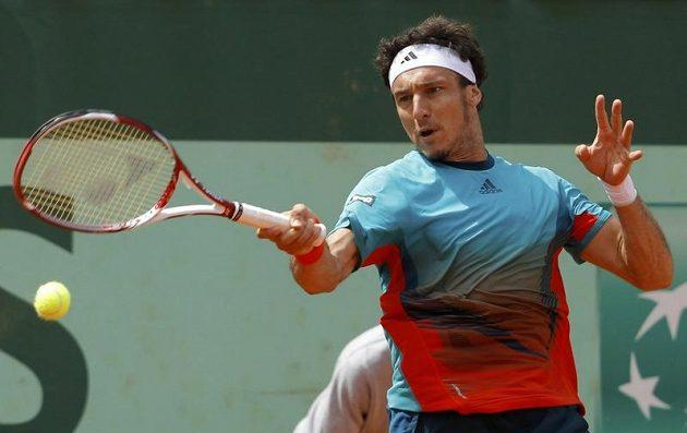 Argentinec Juan Mónaco potvrdil v duelu s českým tenistou roli favorita