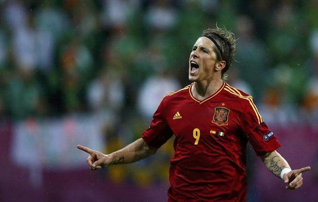 Fernando Torres prokázal, že je pan střelec.