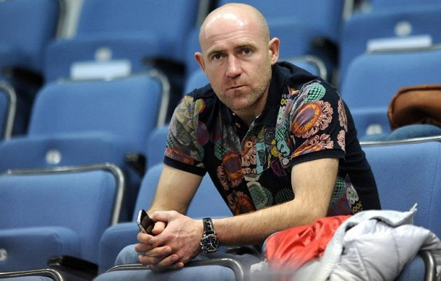 Fotbalista Slovanu Liberec Jiří Štajner na halovém turnaji v Liberci.