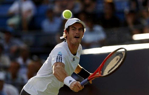 Britský tenista Andy Murray na letošním US Open.