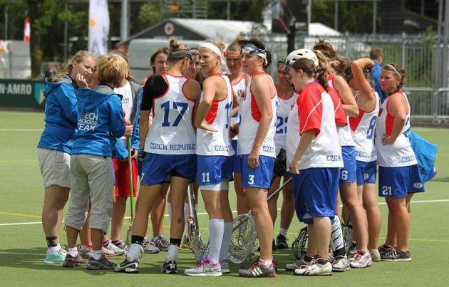 ME v lakrosu 2012, ČR vs. Švédsko
