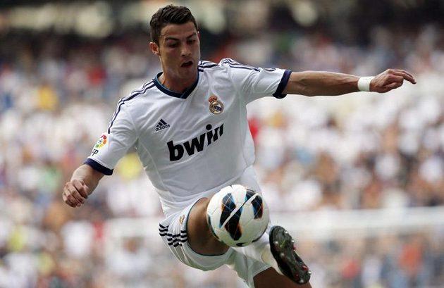 Cristiano Ronaldo, smutná hvězda Realu?