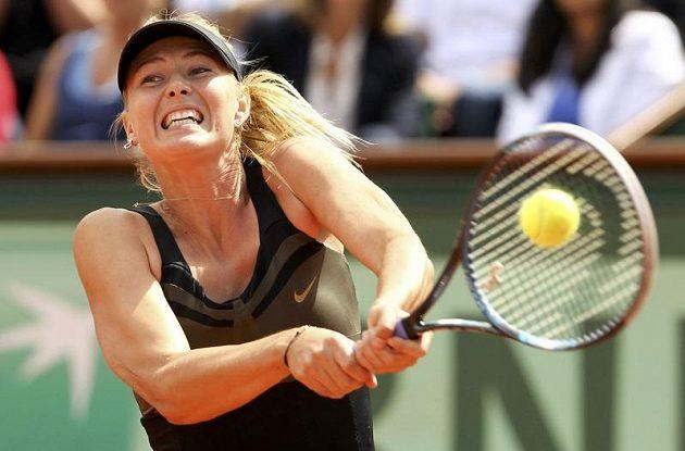 Vítězka letošního Roland Garros a staronová světová tenisová jednička Maria Šarapovová