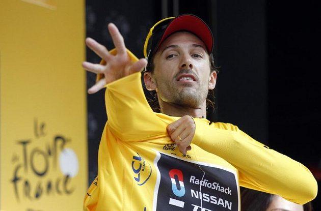 Fabian Cancellara byl jediný, kdo kromě pozdějšího vítěze oblékl žlutý dres pro lídra. Cancellara vyhrál prolog. Celý závod ale Švýcar nedokončil, když odjel za svou rodící manželkou.