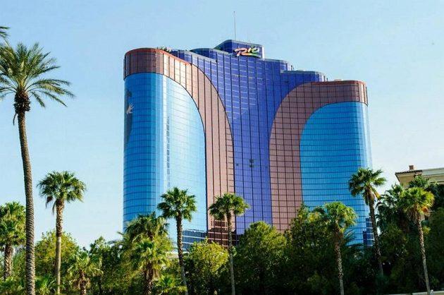 Nynější středobod pokerového vesmíru - kasino Rio v Las Vegas