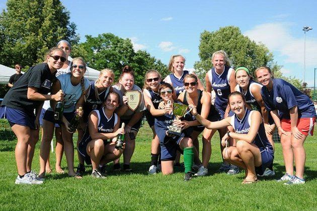 Prague Cup 2012, AIST – vítěz ženského turnaje